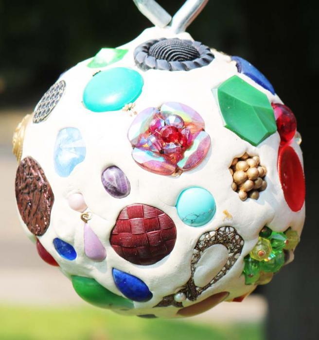 Patio hanging Balls