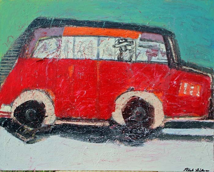 The Red Bus