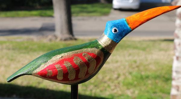 Jan's bird